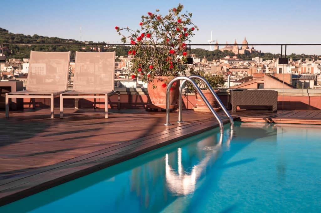 Hotel 1898 Rooftop Pool