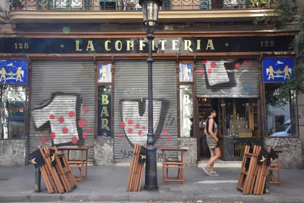 La Confiteria Barcelona