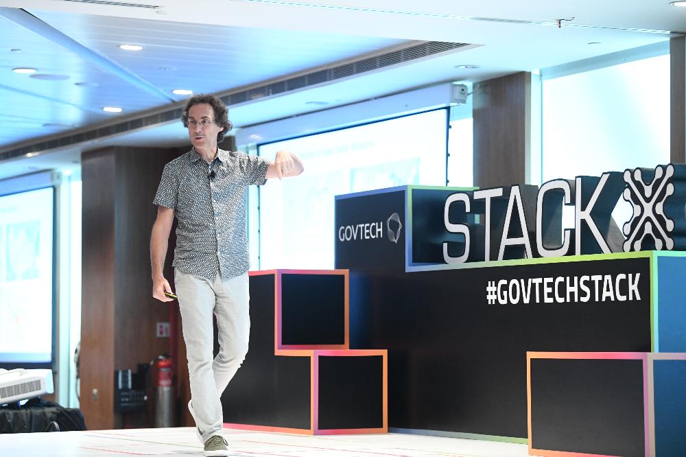 Gregor Hohpe at Stack-X