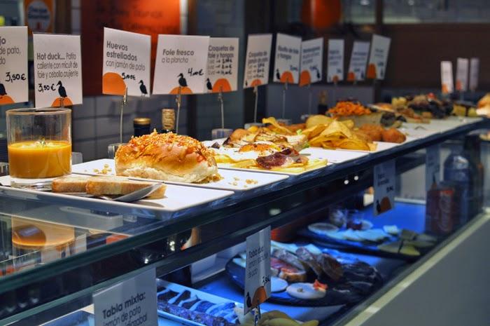 Top Gourmet Market in Madrid: Mercado de San Antón | Wanderwings.com