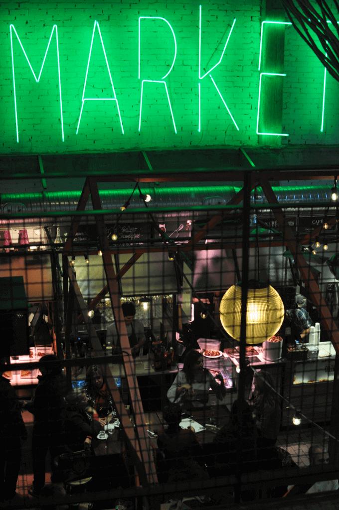 Foodie Heaven in Madrid: Mercado de San Ildefonso | Wanderwings.com