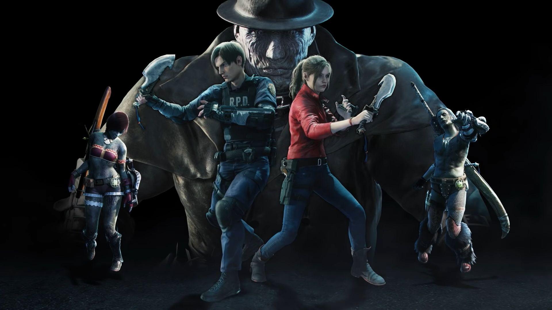Monster Hunter World Iceborne_Resident Evil 2