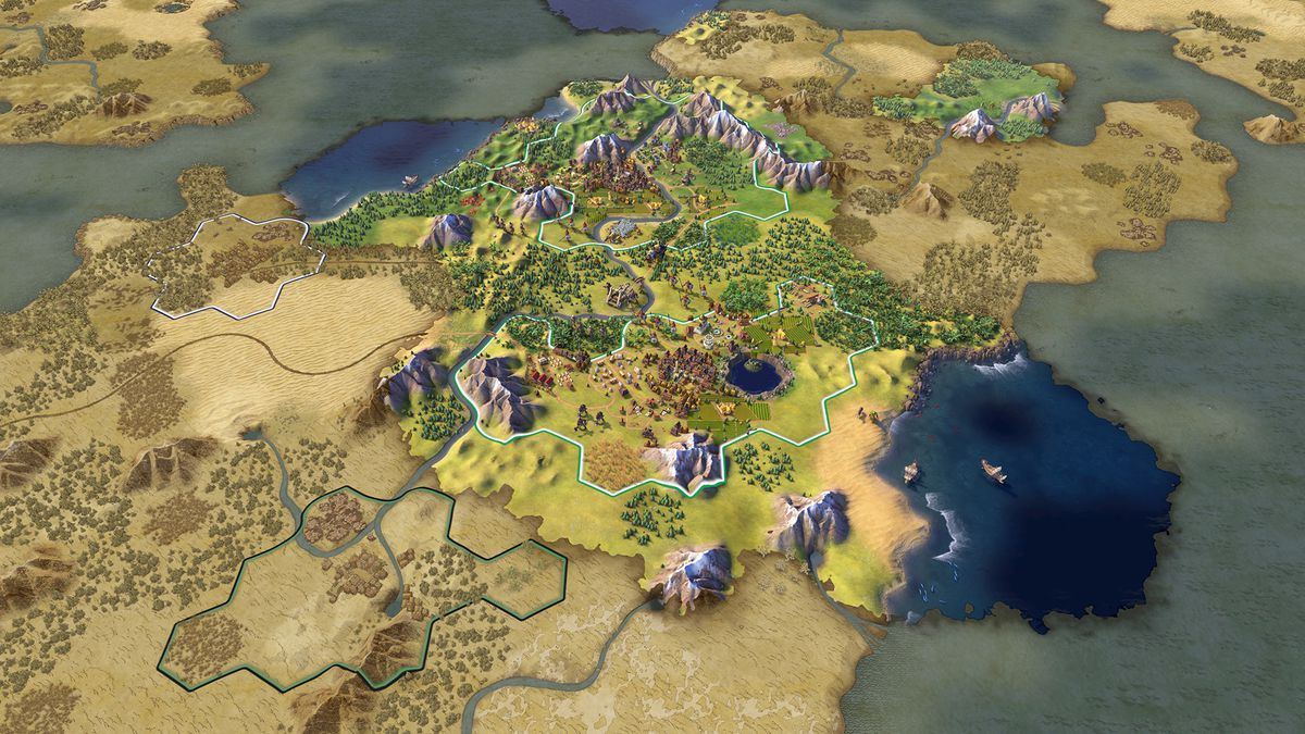 Civilization 6 screenshot 1920