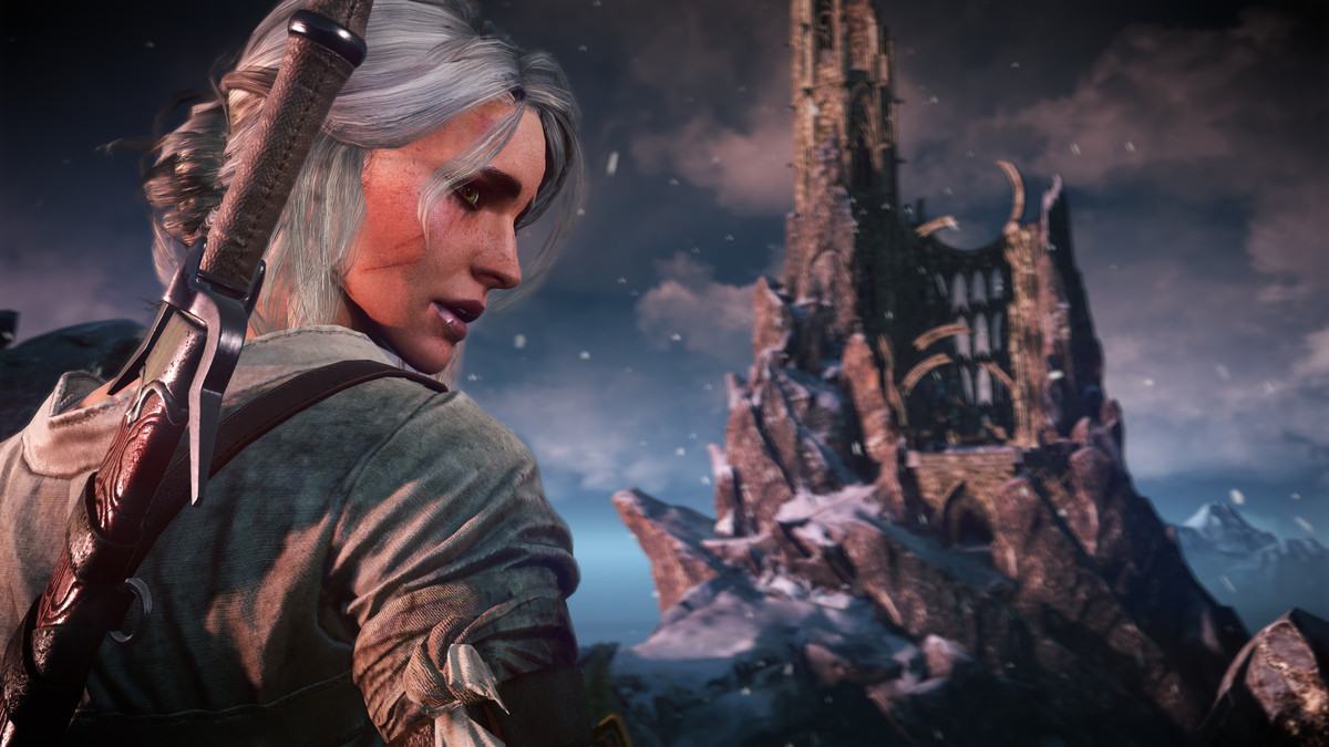 The Witcher 3: Wild Hunt - Ciri