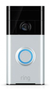 Ring Wi-Fi Wireless Doorbell