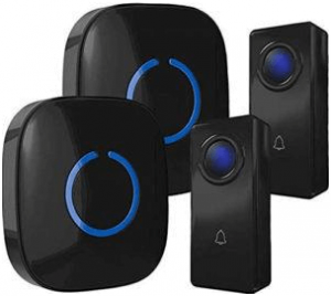 CrossPoint Expandable Wireless Doorbell
