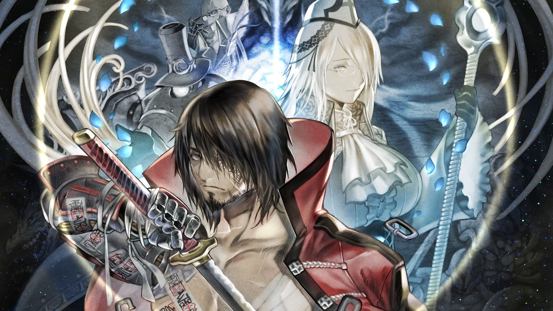 Bloodstained Curse of the Moon 2