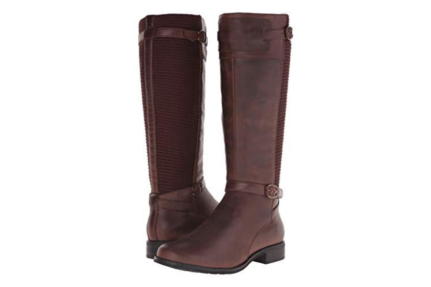 Aetrex chelsea riding boot.