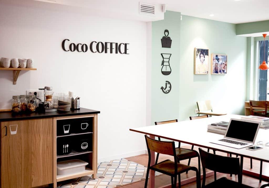 Coco Coffice Barcelona